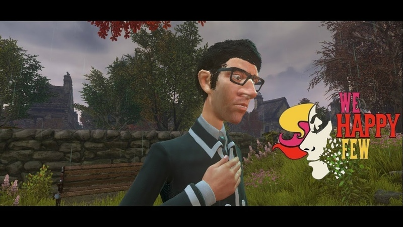 We Happy Few ► Love was(Любовь была) №46