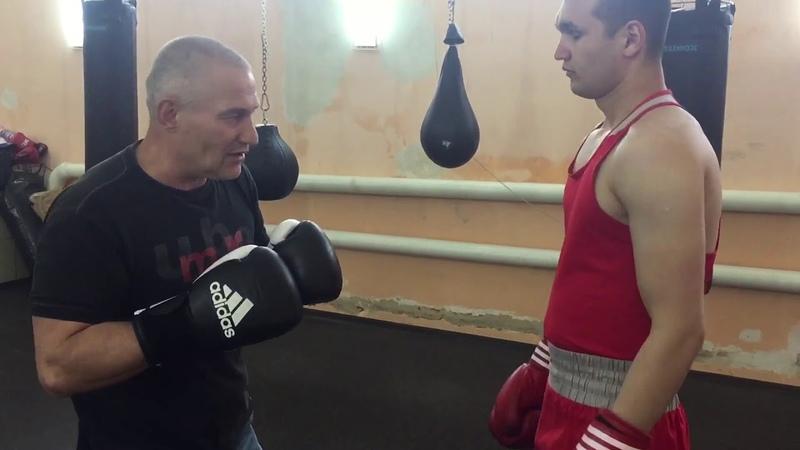 Ближний бой в Советском боксе от Заслуженного тренера РСФСР Николая Петровича Исаева