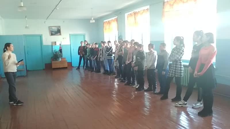 Клятва волонтеров)