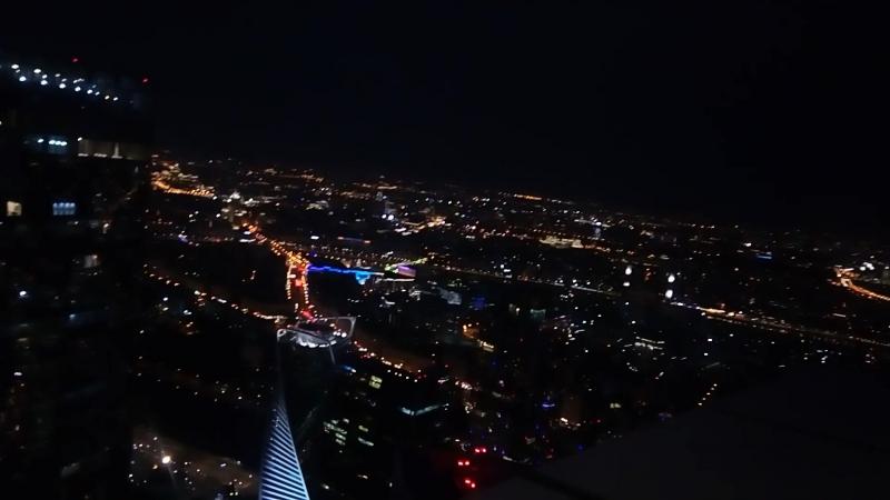 Москва сити башня око высота 354 метра