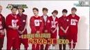 РУСС.САБ 130710 EXO @ Weekly Idol