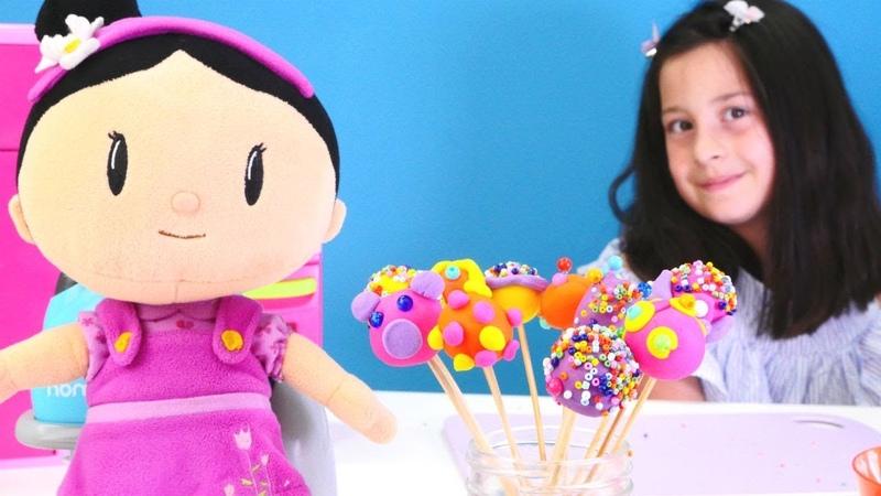 Ramazan bayramı şekeri yapıyoruz! Şila ile Play Doh oyunu