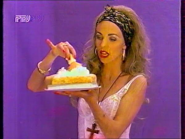 Наталья Ветлицкая Playboy «Музыкальный экзамен» (Канал РТР)(1997)(VHS)