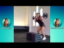 SAVANNAH PREZ AMAZING FITNESS WORKOUT MARCH 2018 - Best of Girls ✔