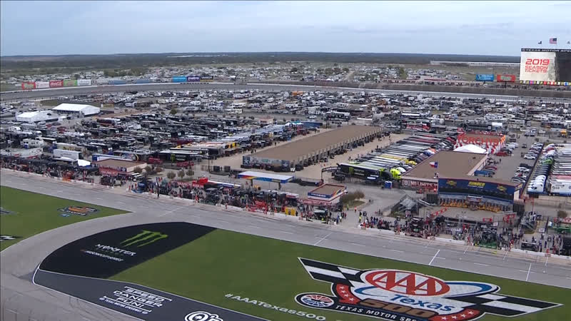 Battle Camera - Texas - Round 31 - 2018 NASCAR XFINITY Series
