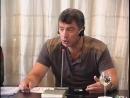 Немцов предсказал в 2008-м: Гонка вооружений. Деньги придется брать у пенсионеров, учителей, врачей. Международная изоляция, и