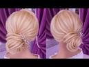 Прически Красивая прическа Beautiful Hairstyles