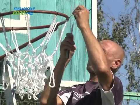 Коммунальщики привели в порядок спортивные и детские площадки города Конаково