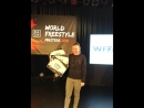 DAZN World Freestyle Masters top8 Lilia vs Lucia