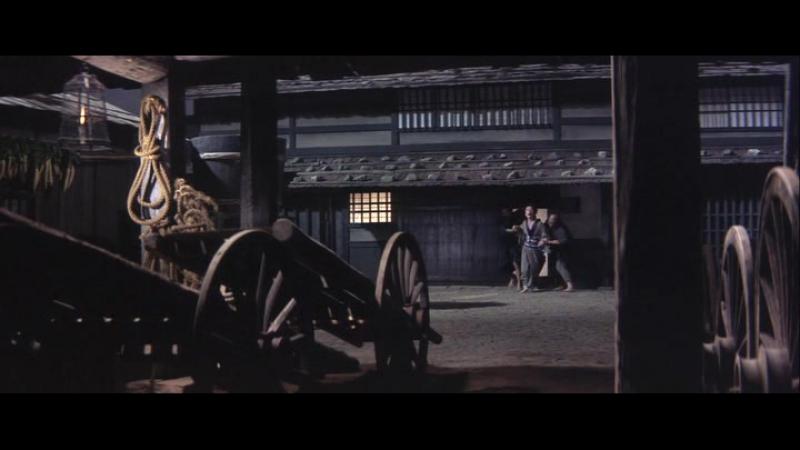1963 Затойчи в пути Zatoichi kenka tabi