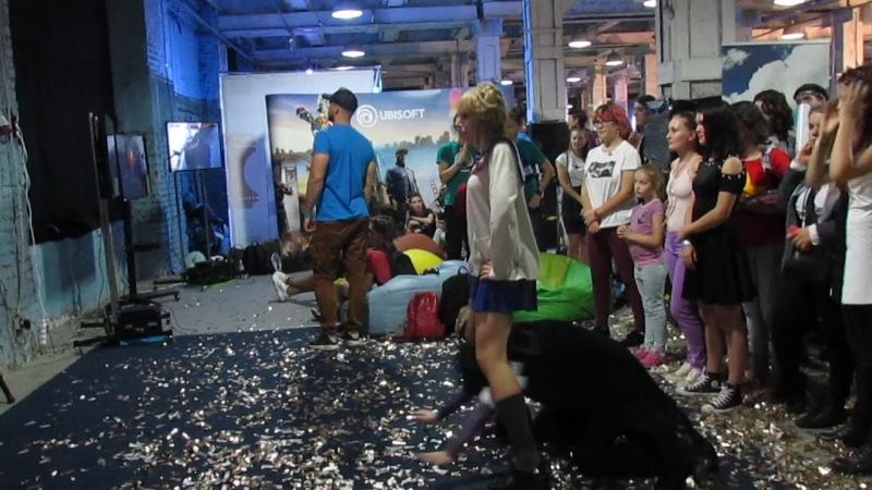Comic Con Ukraine. Злодеи в отпуске