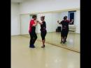 Bachata resume Denis and Marina