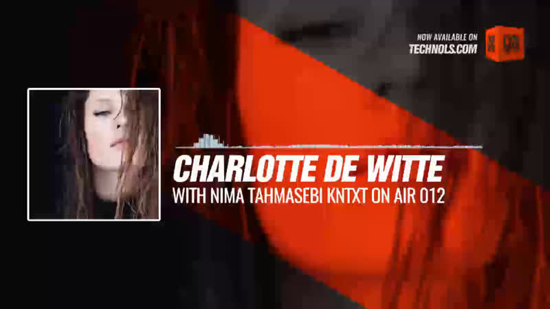 Charlotte De Witte with Nima Tahmasebi - KNTXT On Air 012 Periscope Techno music