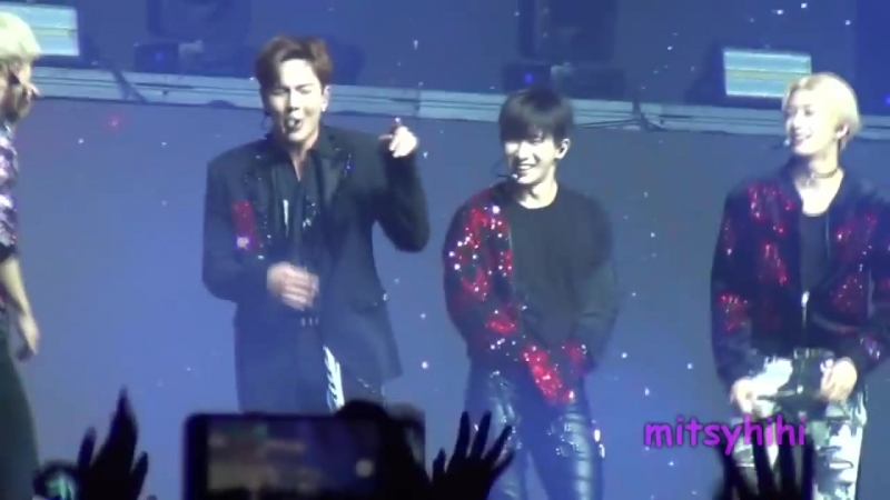 [VK][12.08.18][Fancam] The 2nd World Tour The Connect in Sao Paulo (From ZeroBecause Of UWhite Love)