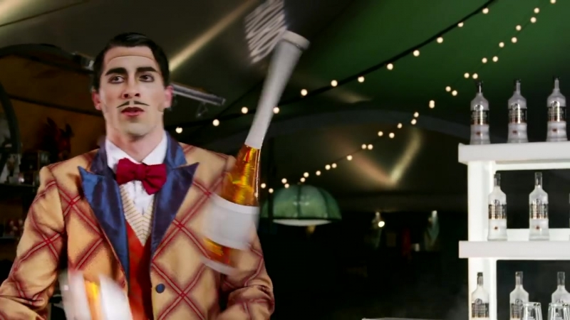 KURIOS Juggler vs Bartender - Who will win _ Dueling Masters _ Episode 1 _ Cirque du Soleil