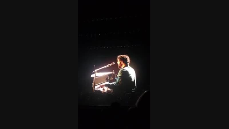 Josh Groban - She's Always a Woman to Me | Bridges Tour 18.10.2018