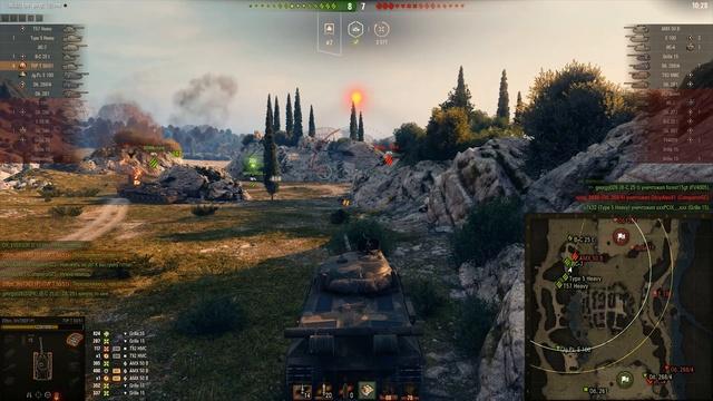 TVP T 50 51 Как играть на чешском среднем танке 10 уровня ТВП Т 50 51 в world of tanks