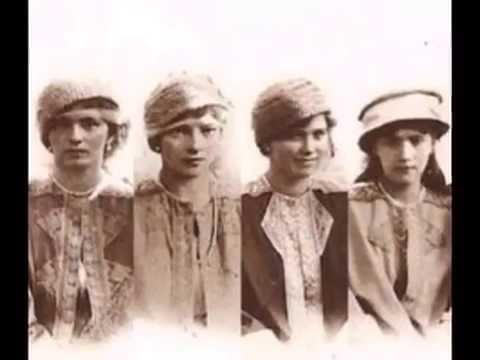 A prayer for the Romanov sisters