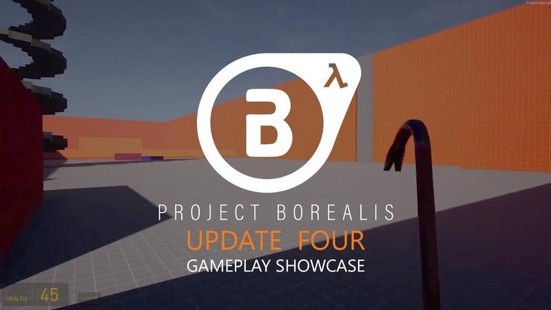 Project Borealis - Update 4 - геймплей игры