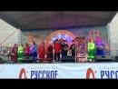 Ихав казак за Дунай - исп. ансамбль Калужская тальянка - 4.08.18 Брянск, Радица-Крыловка