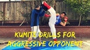 KUMITE AGGRESSIVE OPPONENT STRATEGY DRILLS 2018 BY JASON LEUNG