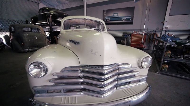 1948 Chevrolet Coupe by Aaron Valencia LOWRIDER Roll Models Ep 29