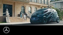 World premiere of the Mercedes Benz Vision URBANETIC
