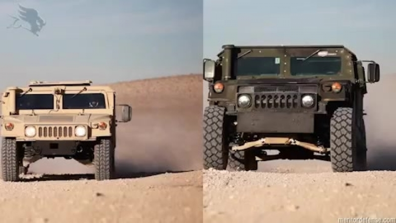 Meritor Defense ProTec HMMWV Upgrade