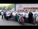 Молодежь района Отрадное провела мастер класс по граффити для пенсионеров
