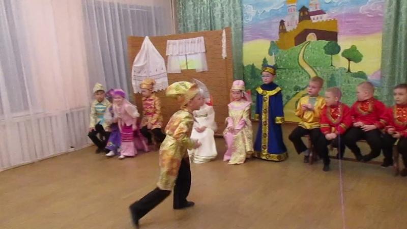 MVI_7888Мюзикл Царевна-лягушка в БДОУ г. Омска Детский сад №1