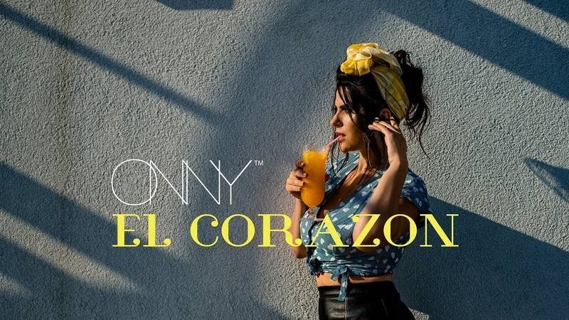 Onny - El Corazon (2018 Lyric Video)