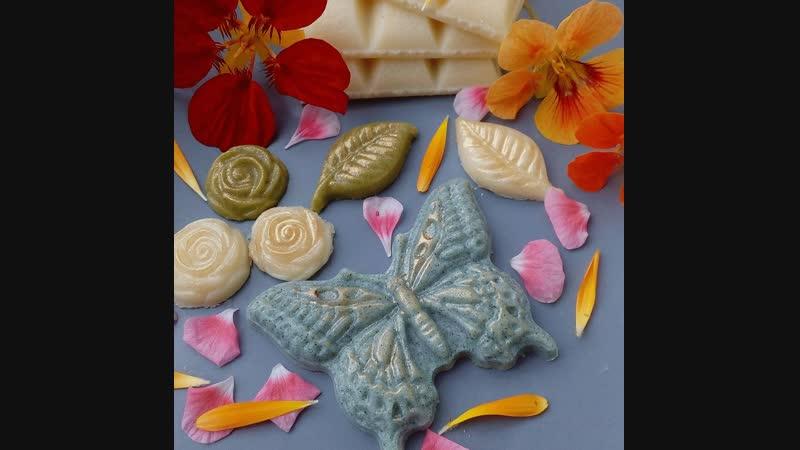Белый веганский шоколад по мотивам МК Елены Богдановой @awakengame и Маши Липской @lipskaya_masha