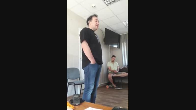 Юрий Чекчурин - Карелия старт