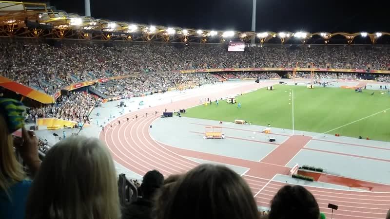 XXI Commonwealth Games 2018 - Gold Coast, Queensland, Australia - Mens Running Event Video 1
