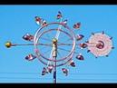 Ветряные скульптуры Kinetic Wind Sculpture Tres