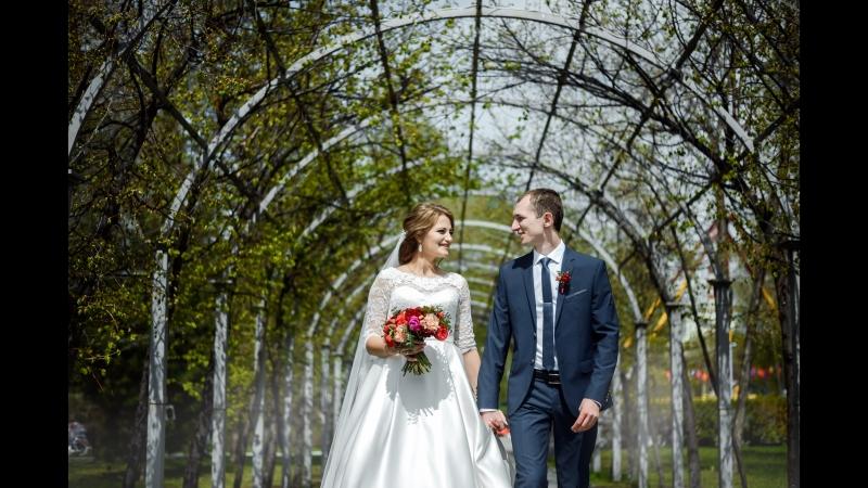 01 июня 2018 Артём и Александра Свадебный фотограф видеограф видеосъёмка видеооператор Новосибирск