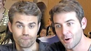 Tell Me A Story - Paul Wesley James Wolk - Exclusive SDCC interview (2018)