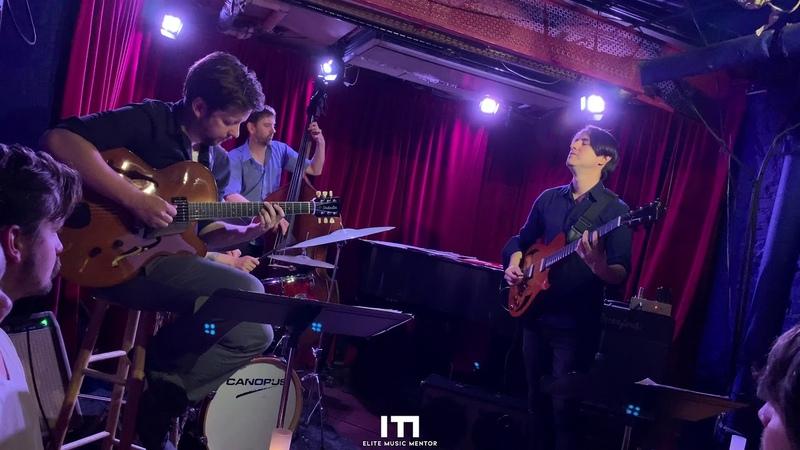 Jochen Rueckert Guitar Center Quartet - Stella by Starlight
