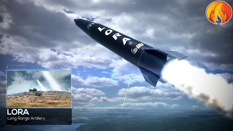 """İsraildən yeni alınan ən müasir """"LORA"""" operativ taktiki raketləri Azərbaycanın hərbi bazasında"""