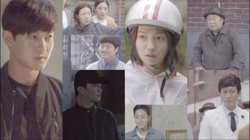 [Official Making] 시간이 멈추는 그때.. 배우들의 친절한 드라마 캐릭터 설명♥