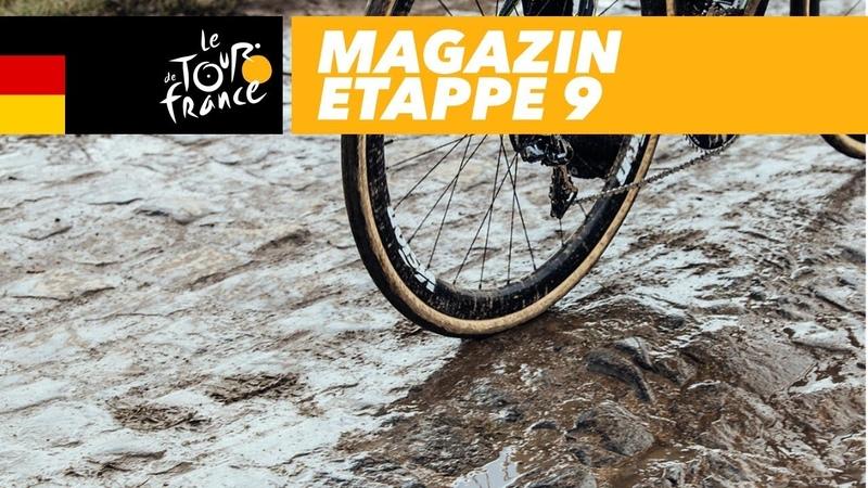 Magazin Beware of the cobbles - Etappe 9 - Tour de France 2018
