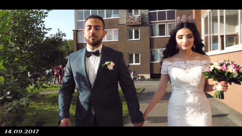 Свадебный клип СемралХавер