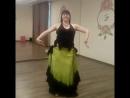 Красота в движении - Американский Танец Живота