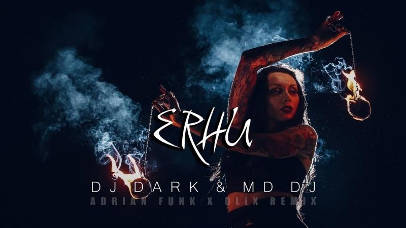 Dj Dark MD Dj - Erhu (Adrian Funk X OLiX Remix)