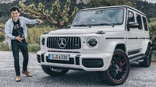 Тест и ШОК НОВЫЙ ГЕЛИК 63 4 1 с до 100 BMW и Audi Ваш ответ Mercedes AMG G 63 G Class Benz