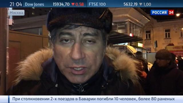 Новости на Россия 24 • Пегов: снос незаконных объектов у станций метро продолжится