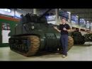 Рассмотри Sherman VC Firefly В командирской рубке Часть 1