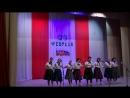 Танец..Стрижевские девчата