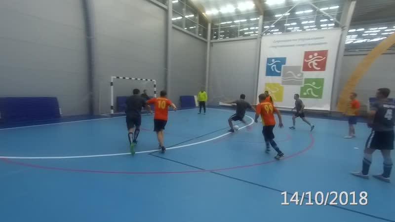 Дринк-Теам - Олимп 14-10-2018 рол 1