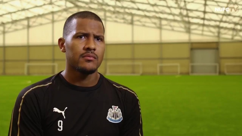 @salorondon23 has been talking targets Tottenham and more today Watch his interview on NUFC TV now